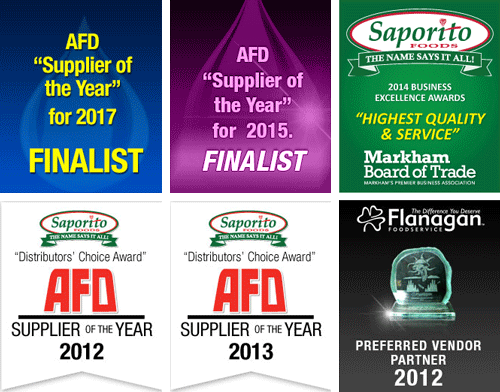 Saporito Foods Ltd  | Deliverying Quality & Service Without